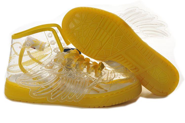 adidas jeremy scott femme beige