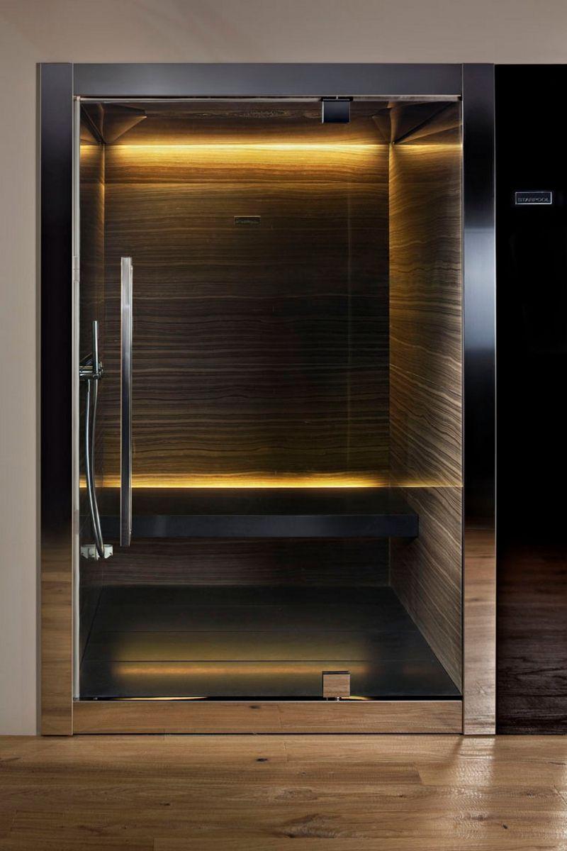 Luxury Home Sauna Cedardirect Com: The Trending Concept Of Well-Being Is Exemplified In