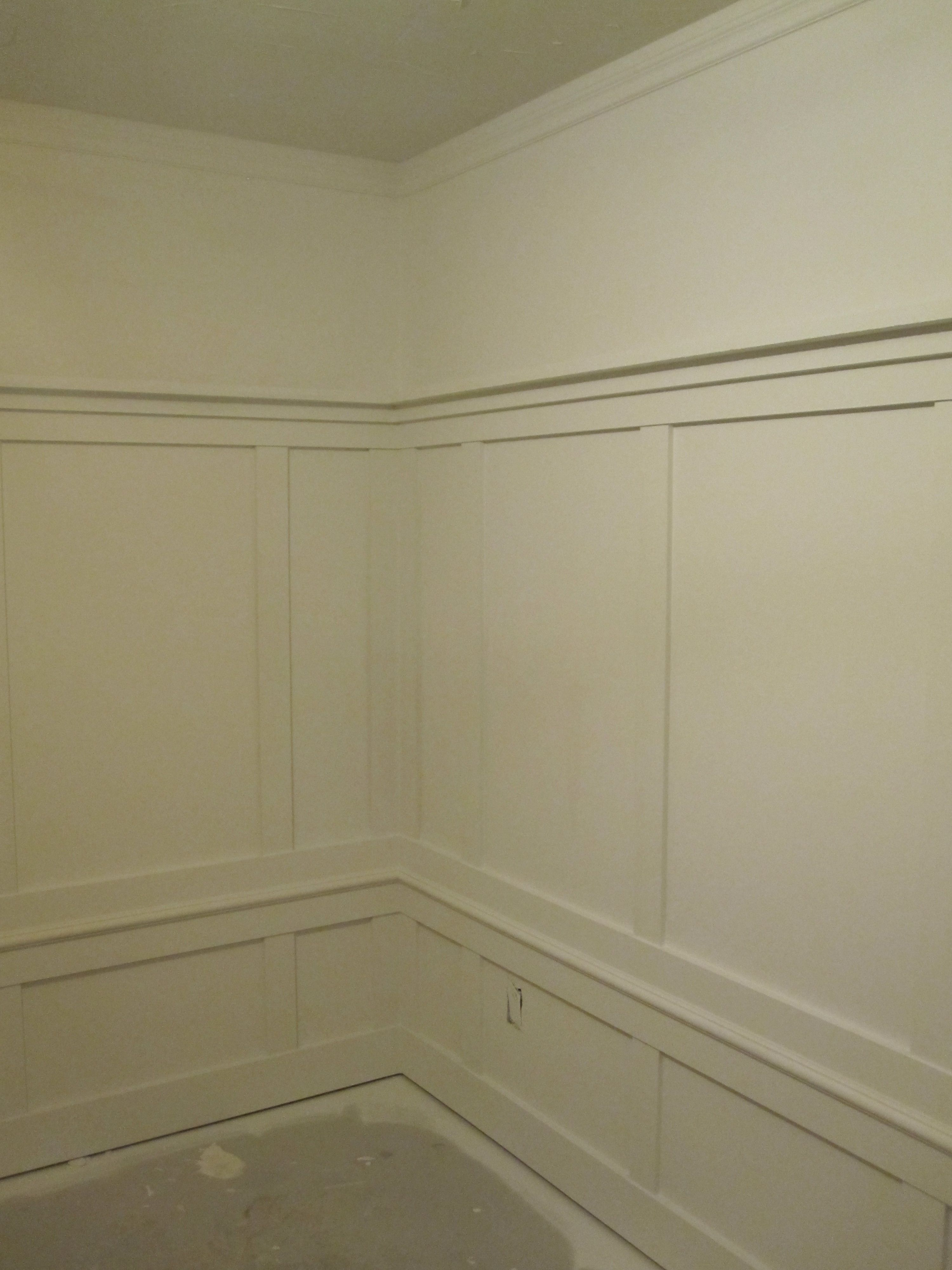 Faux Wainscoting Wallpaper Wainscoting 2 Levels Wallpaper Top Coastal Living