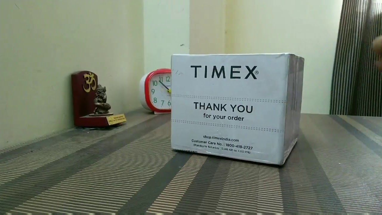 1st Video Unboxing Timex Smartwatch Helix Smartwatch Timex Smart Watch Android Unboxing