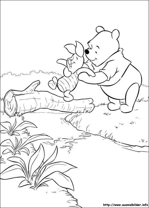 Winnie Puuh Malvorlagen Ausmalbilder Malvorlagen Disney Malvorlagen