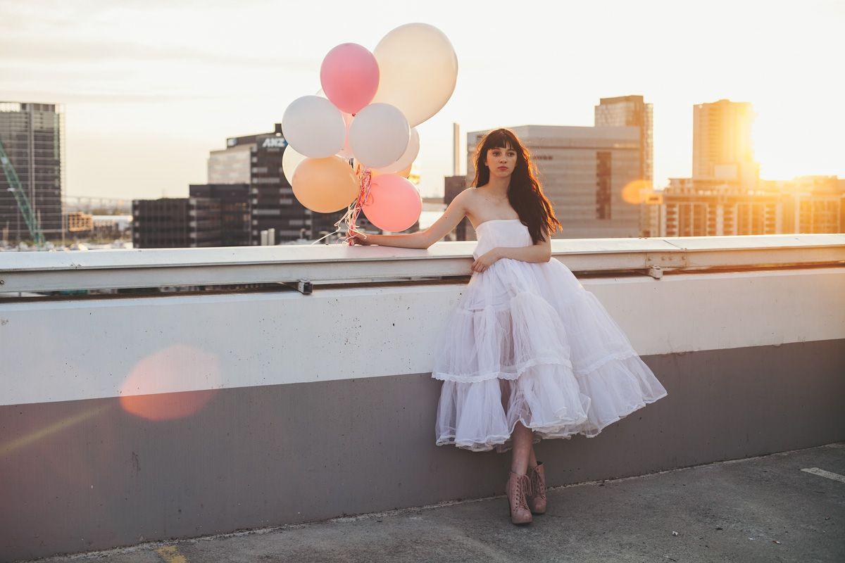 imgur.com | Rooftop photoshoot, Balloons photography, Birthday photoshoot