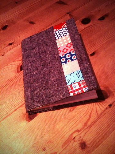 Journal Cover and a very good tutorial!