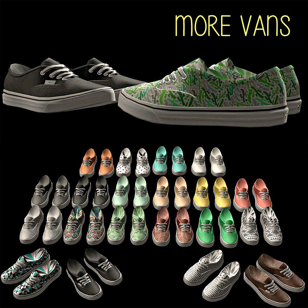 oggetti vans