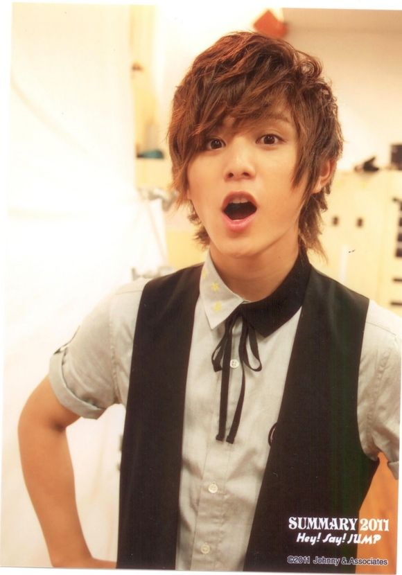 kawaii-yamada:  Happy birthday Yamada!!! <3 (Part 1)I've follow Yamada since his Junior days. He was the first Johnny's Jr I really like and I got to see him debut! Ever since he debuted in Hey! Say! JUMP I always try to keep up to date with them! So I feel like I grew up with him and JUMP. And although I am two years younger than him I feel like I watched him grow up. I am super proud of him!! He will always be in my heart! <3 <3 <3