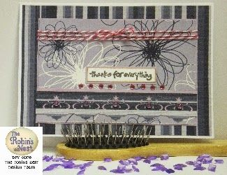 Bee Cee Creativity: Robin's Nest Floral Collection makes marvelous collection of Cards