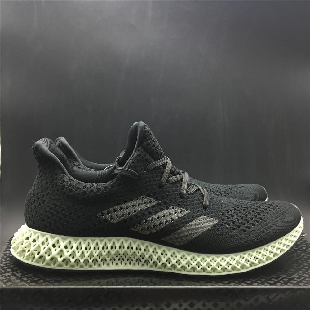 more photos ac253 f633a Adidas Futurecraft 4D Ash Green B75942