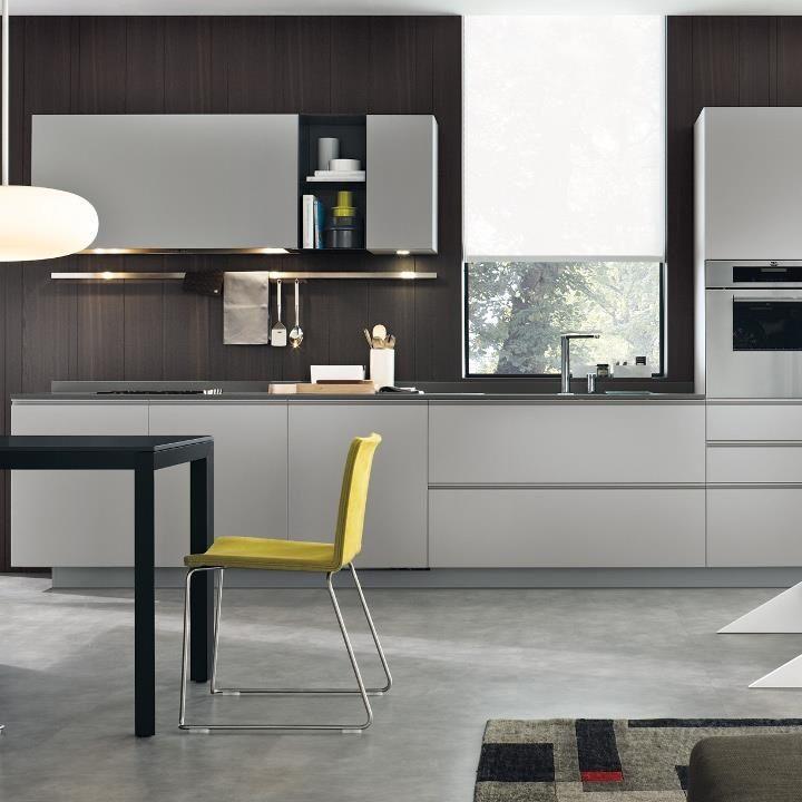 Dark wood background with gray Amazing kitchens Pinterest Dark