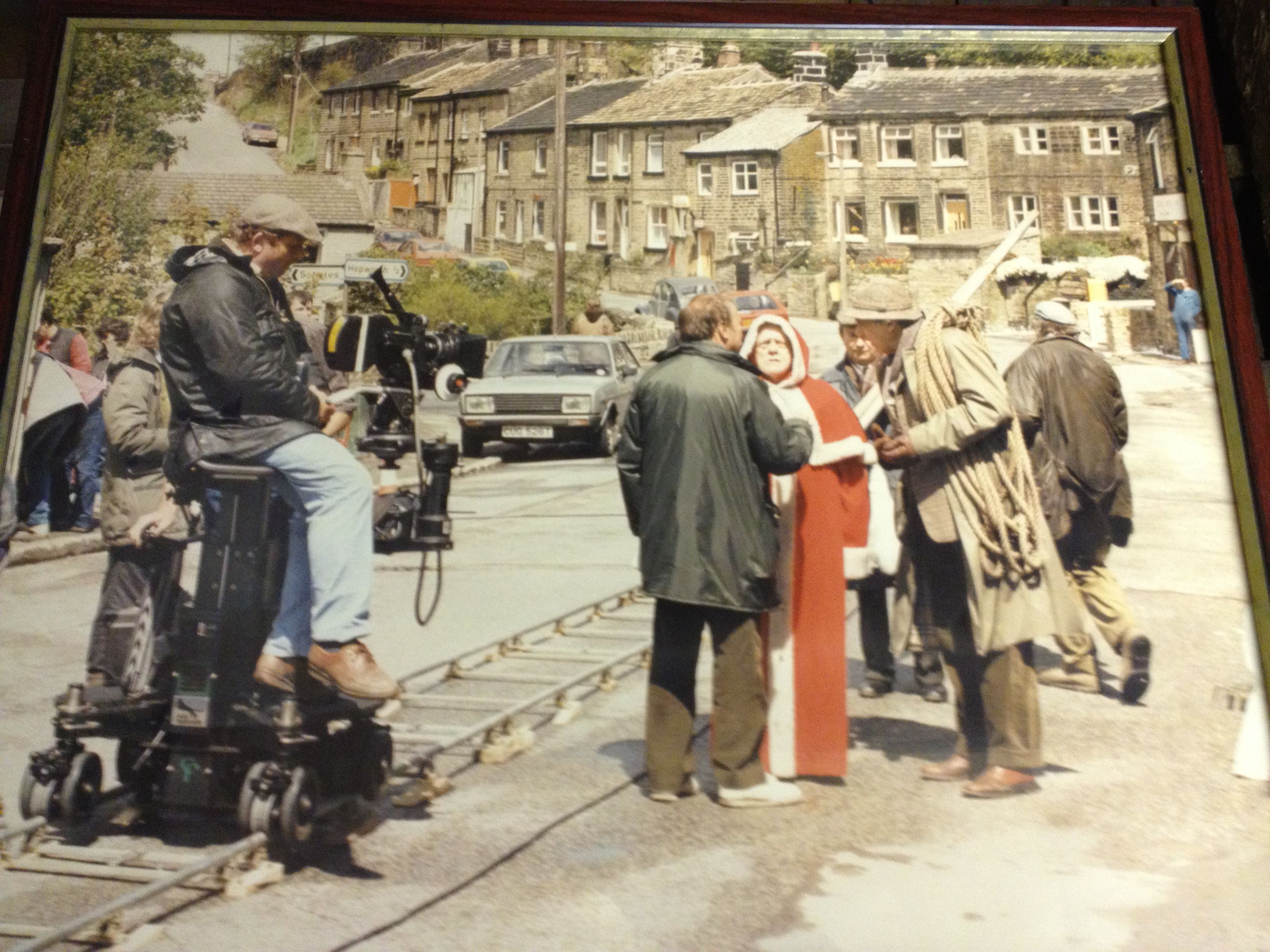 last of the summer wine this picture was taken during filming of