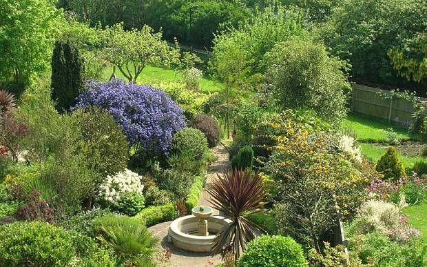 A British National Garden Scheme -NGS garden. -Telegraph.