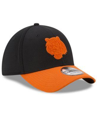wholesale dealer fcb1b 2a6e6 New Era Cincinnati Bengals Logo Surge 39THIRTY Cap - Black L XL