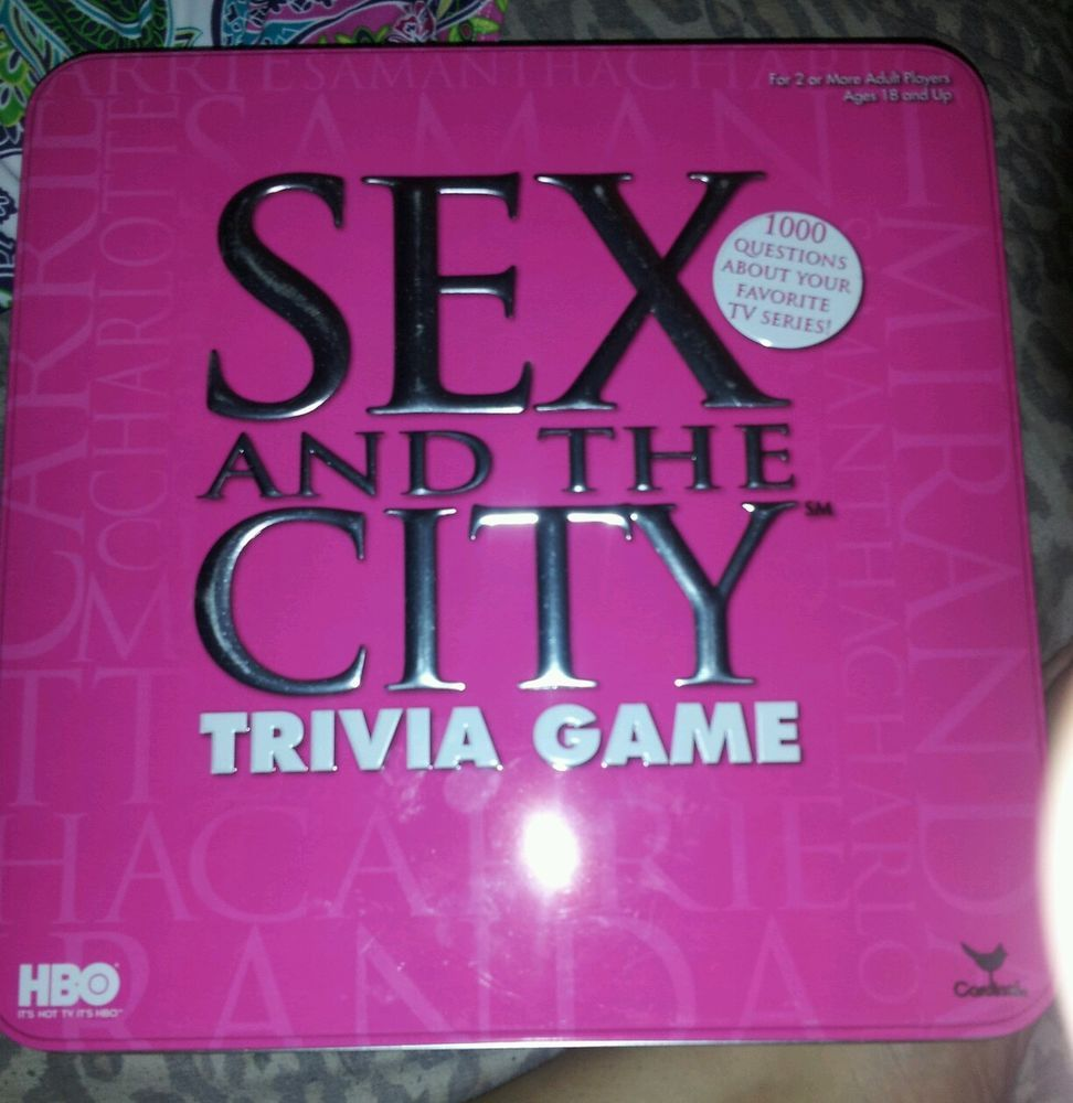 the city game Sex and trivia
