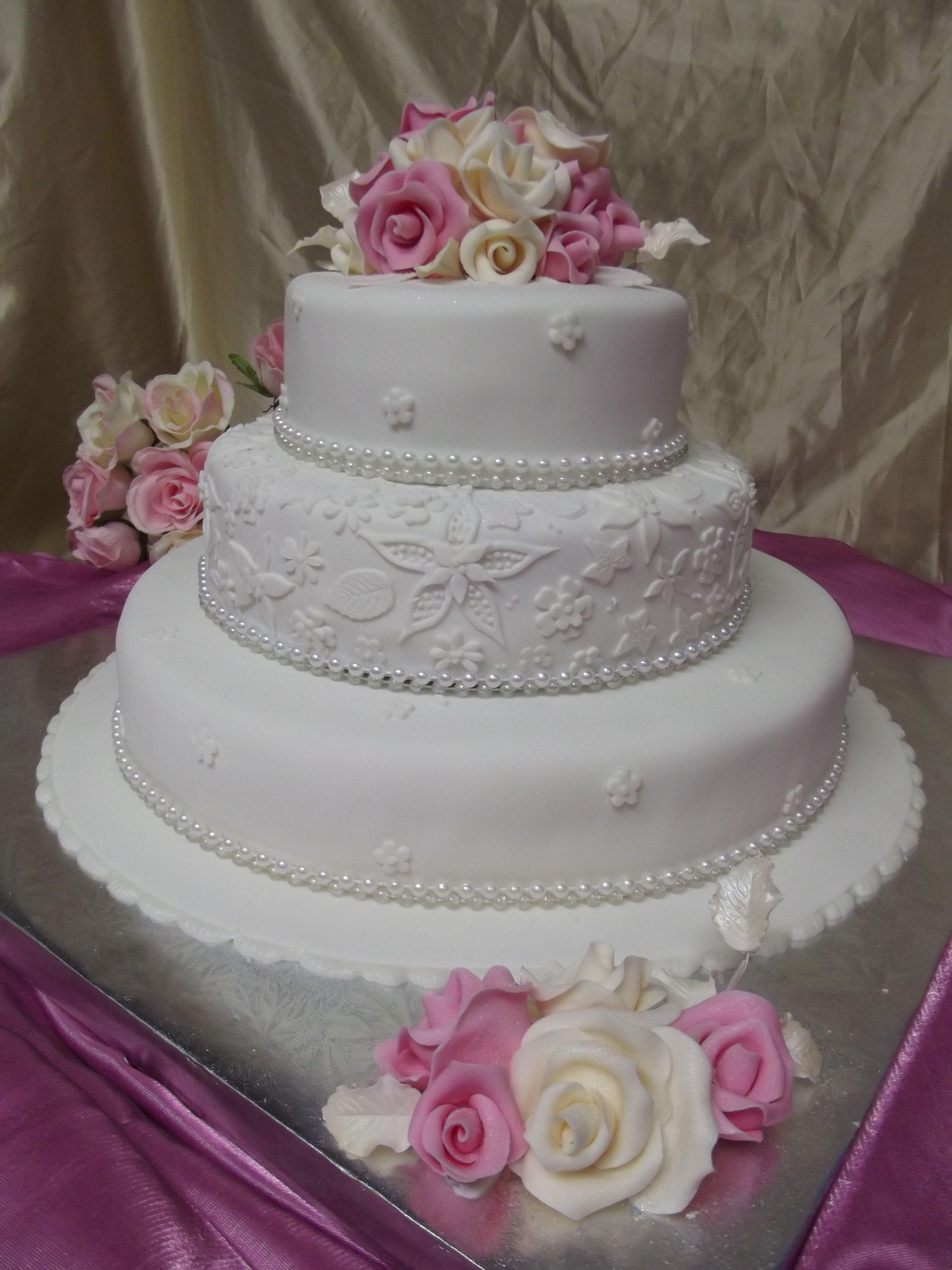 Pin em Wedding Cakes Auckland