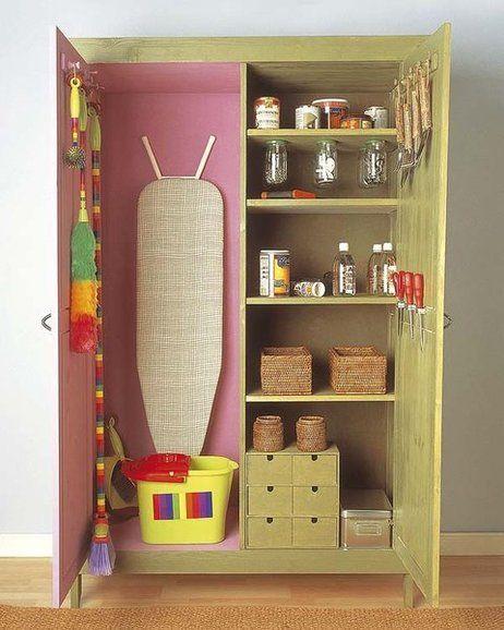 Organiza tus armarios diy y manualidades y bricolaje - Armarios para trastero ...