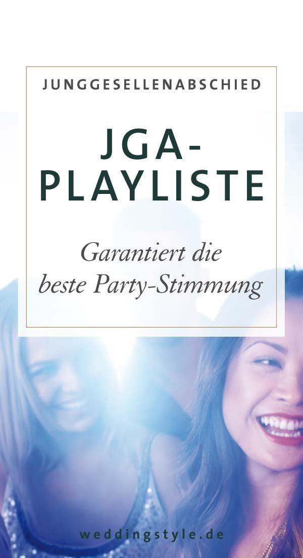JGA-Playliste: Die perfekte Musik für euren Junggesellinnenabschied ...