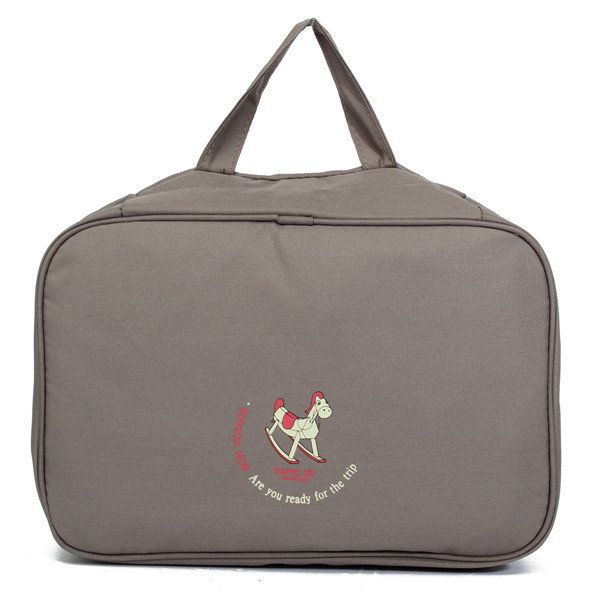 Women Beautician Cosmetic Makeup Bags Men Travel Storage Bags Wash Bags…