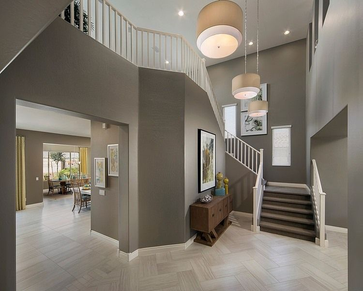 Peoria Residence By Meritage Homes Home House Layouts House Styles