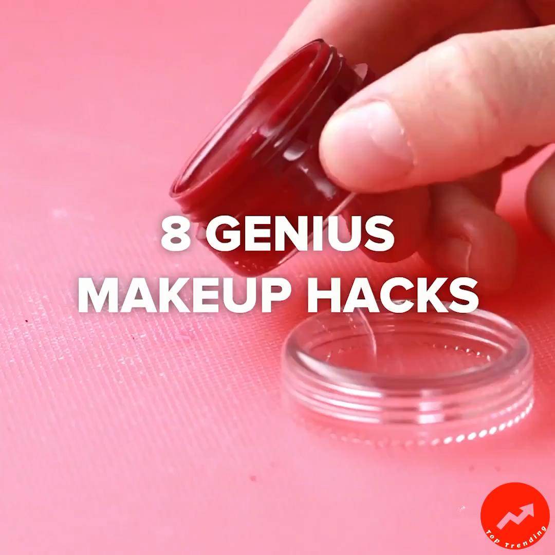 13 makeup DIY hacks ideas