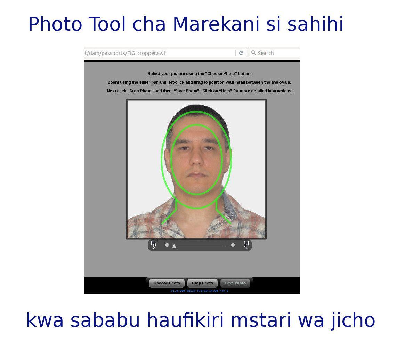 Je! Unahitaji picha kwa ajili ya bahati ya #visayaMarekani ...