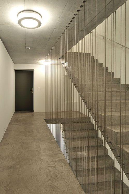L3p Metzger Hall Architekt Architektur Treppe