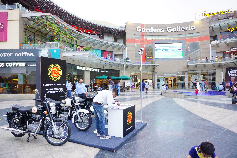 Gardens Galleria Mall 2