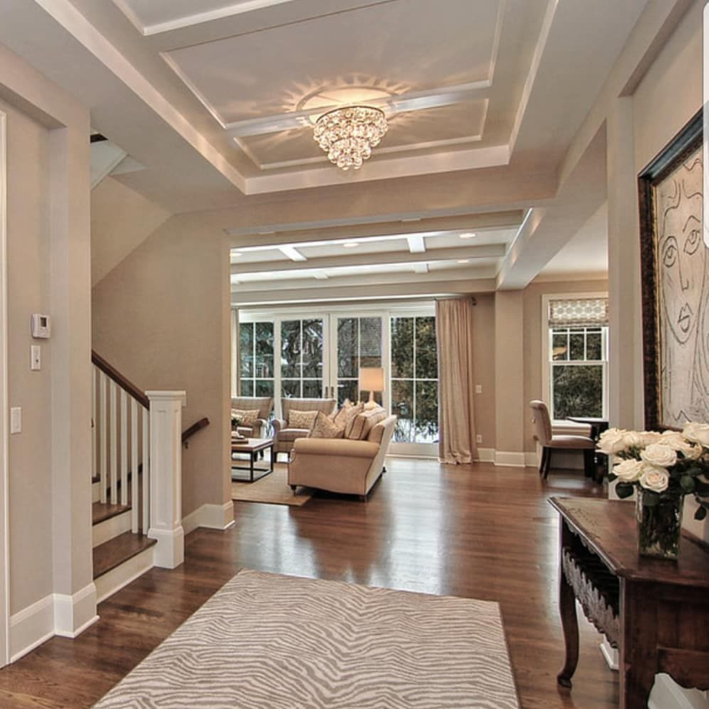 Newhome Ideas Interior: Love A Every Detail... (light And Rug Links In My Stories