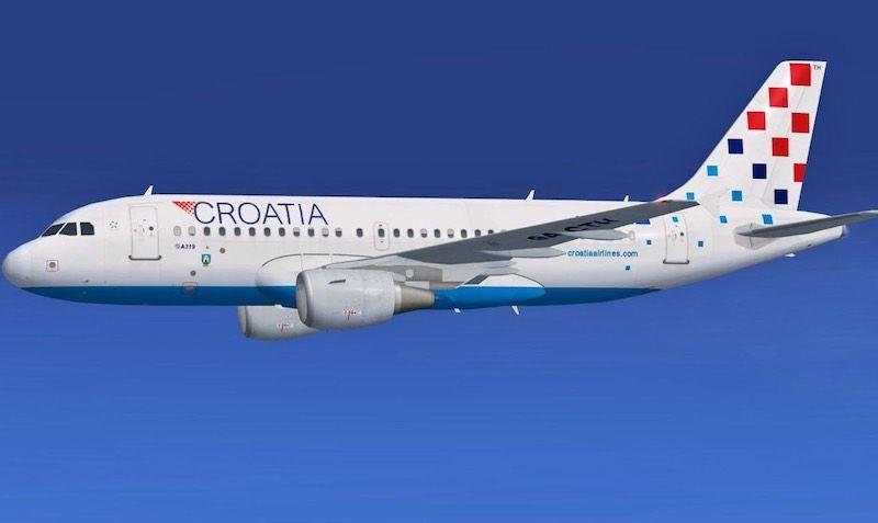 Flights From London To Croatia Sale At Croatia Airlines Edealo Croatia Airlines Croatia Airlines
