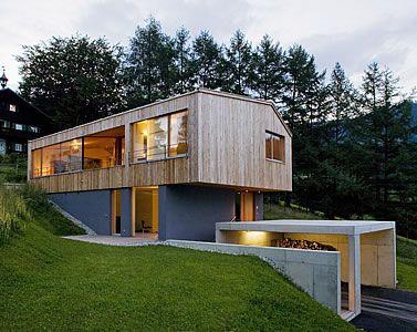 Lp architektur innovatives zeitgem es bauen null for Haus bauen projekte