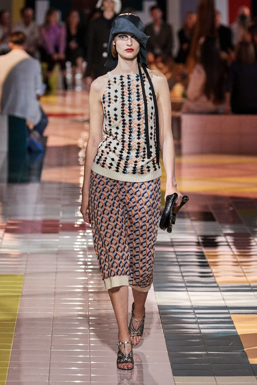 Prada Spring 2020 Ready-to-Wear Fashion Show