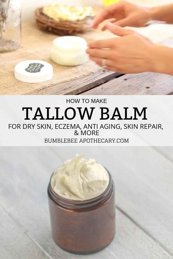 Photo of How to Make Tallow Balm