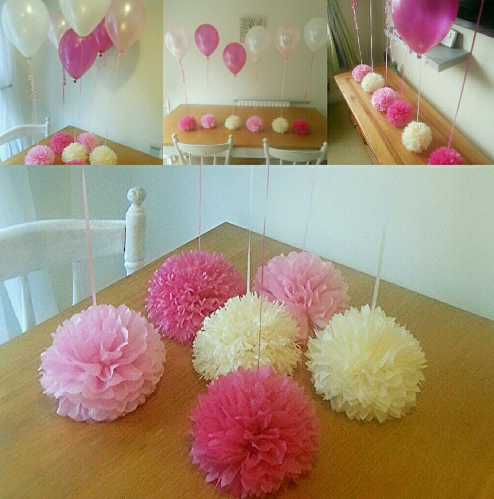 Helium balloon weights wedding girls birthday party baby for Helium balloon decoration