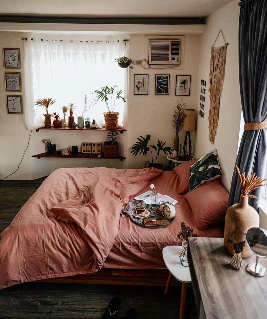 Modern Bohemian Bedroom Decor Ideas Small Room Bedroom Aesthetic Room Decor Bedroom Decor