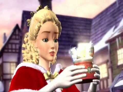 Barbie in a Christmas Carol Deck The Halls https://www.youtube.com ...