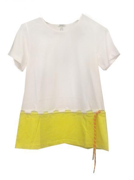 Camiseta Bicolor Kenzo en Barton´s Palma Mallorca España