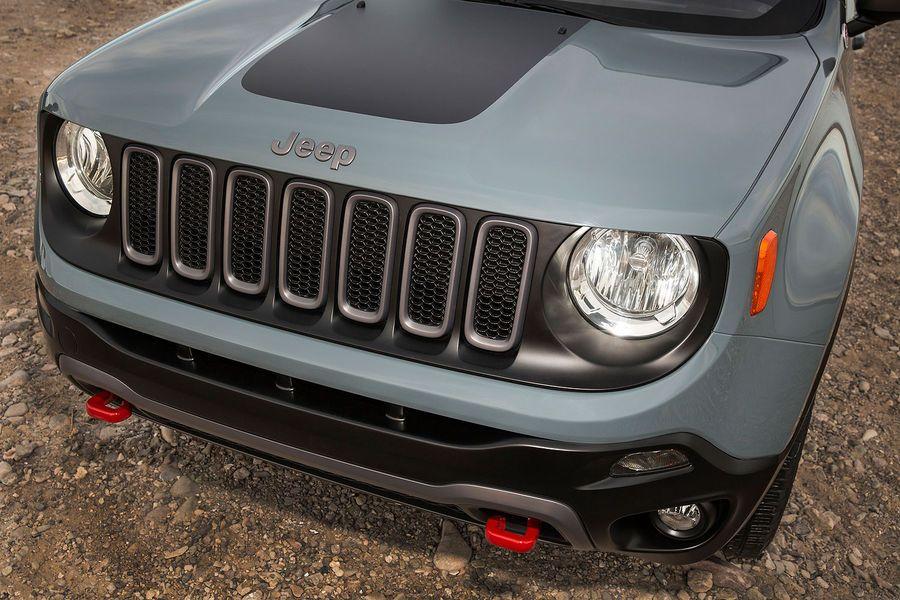 Jeep Renegade auf dem Genfer Autosalon 2014 Erstaufschlag