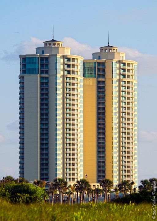 The Dazzling Palisade Palms Towers Are Located On East Beach Steps From New Beachtown Development