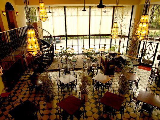 ドラマや雑誌の撮影によく使われる都内の おしゃれカフェ 10選