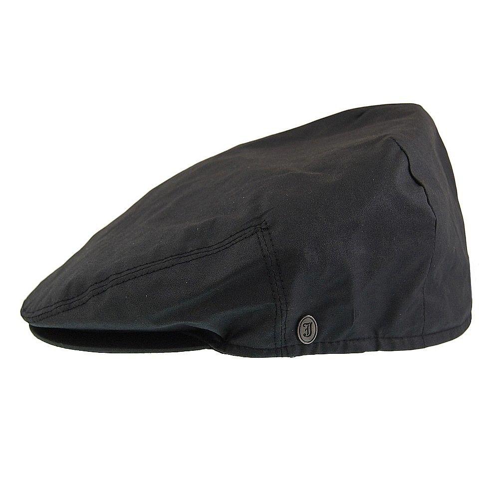 1fd819d5ed83 Jaxon & James Oilcloth Flat Cap - Black | Cap & Hat | Flat cap, Cap ...