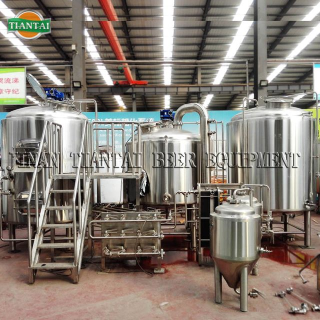 Source 1000L Pale Lager Microbrewery System/beer Produce