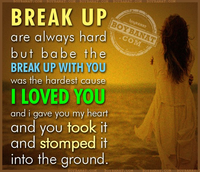 Break Up Love Quotes Captivating Pinnysbeth Carrillo On Breakups  Pinterest