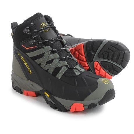 La Sportiva Calzado Outdoor Frost GTX Negro/Gris/Coral EU 41 tJcsEbQs