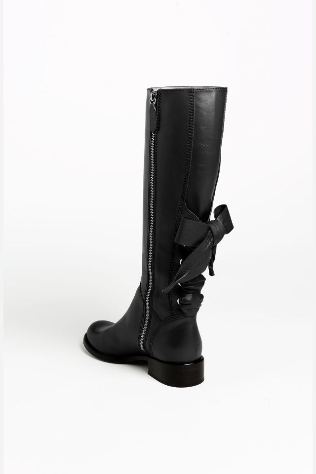 Occasion - New Bow Biker BootsValentino g7iqhR