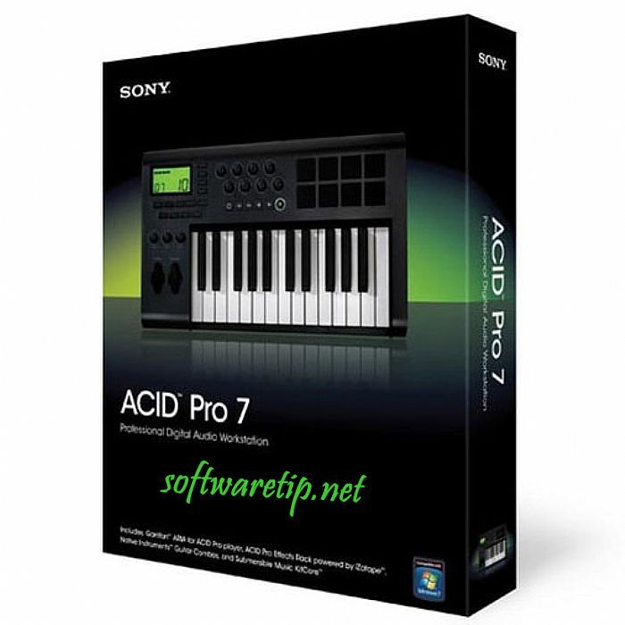 ACID Pro Download (  Latest) for Windows 10, 8, 7