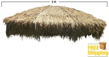 Palm Thatch Photos Tiki Hut Thatched Roof Outdoor Decor