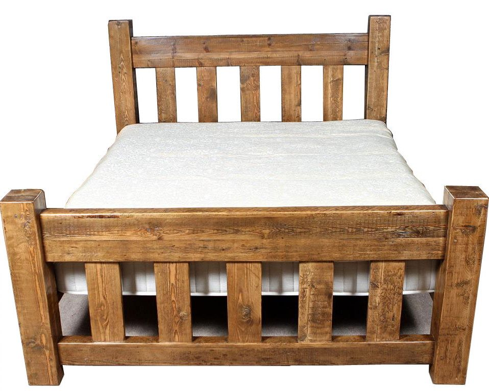 Beam Henley Reclaimed Wood Bed In 2020 Furniture Painted Bedroom Furniture Reclaimed Wood Beds