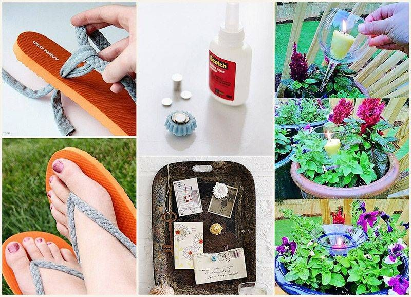 20 innovative ways to re-use your broken stuff