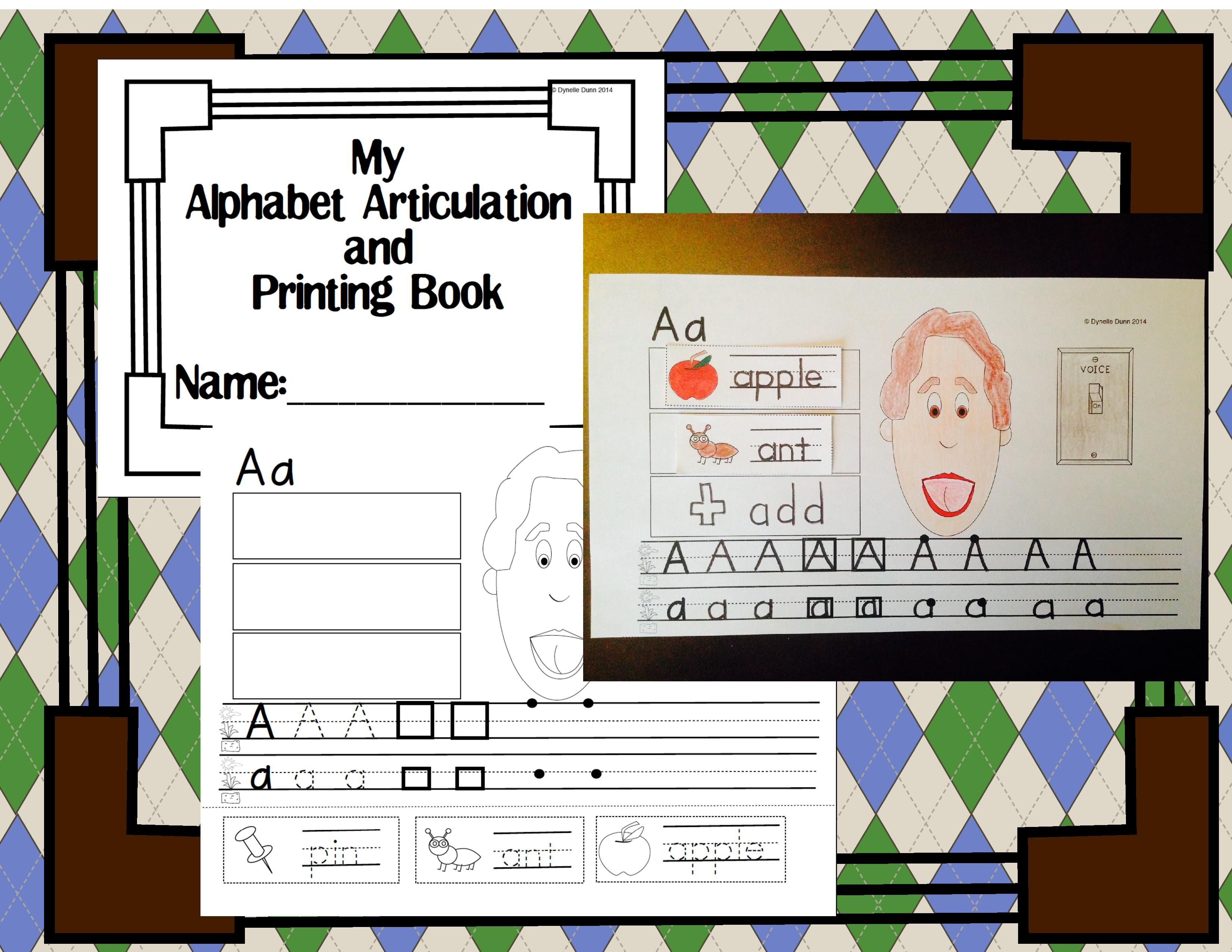 Handwriting Letter Practice Primary Penmanship