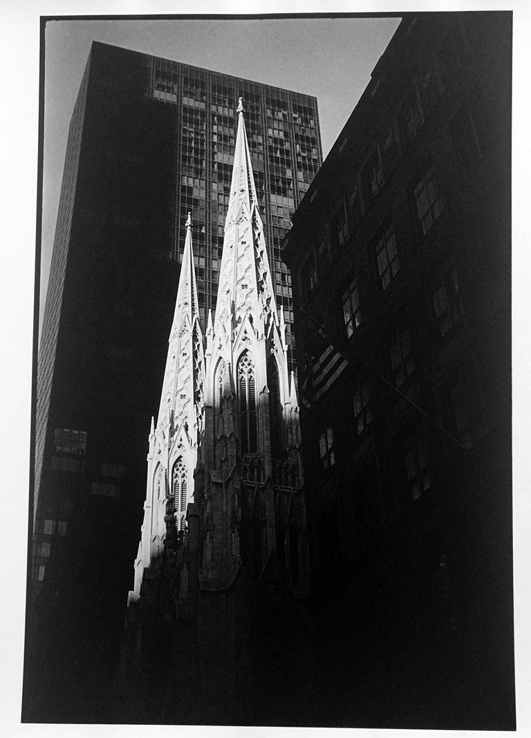 leonard freed trinity church wall street new york city on wall street news id=17773