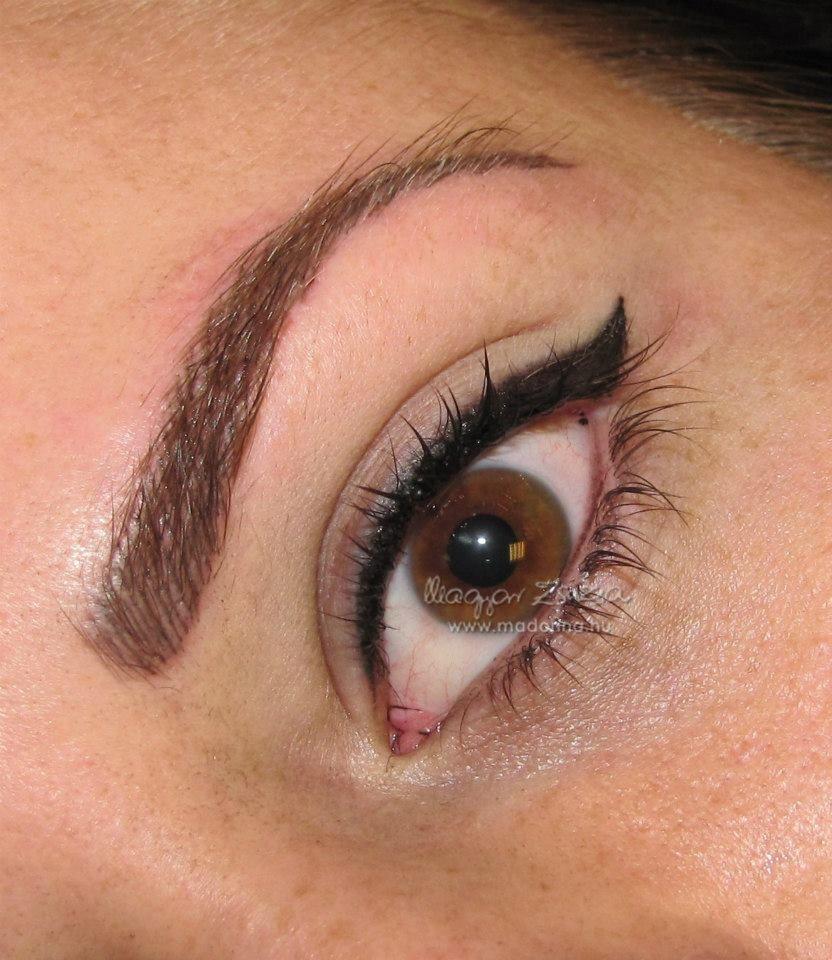 Magyar Zsuzsa Tattoo makeup specialist, beautician