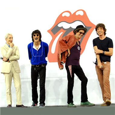 The rolling stones <3